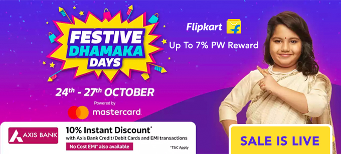 Flipkart Big Billion Days Offers October 10th - 14th,2018