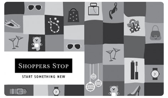 Shoppers Stop E-Gift Voucher