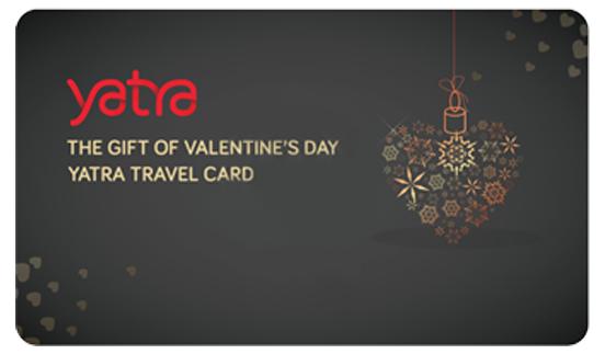 Yatra E-Gift Card