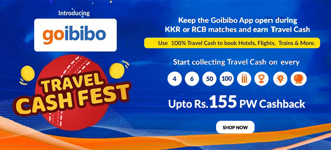 Goibibo Hotels Offers