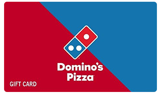 Dominos E-Gift Card