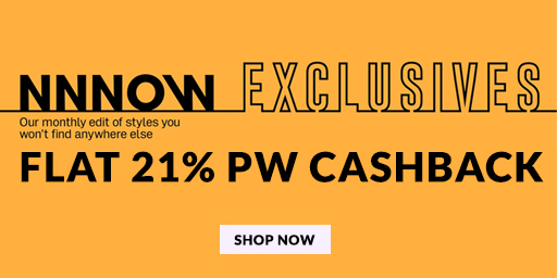 Upto 70% Off on Fashion & Accessories + Flat Rs.400 PW Cashback Min Order Rs.800