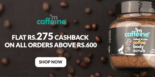 Upto 40% Off +Flat Rs.275 PW Cashback on Orders over Rs.600