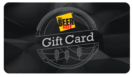 The Beer Cafe E-Gift Card