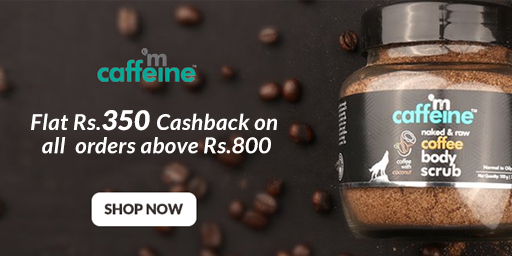 Upto 50% Off + Flat Rs.425 Cashback on Orders over Rs.799