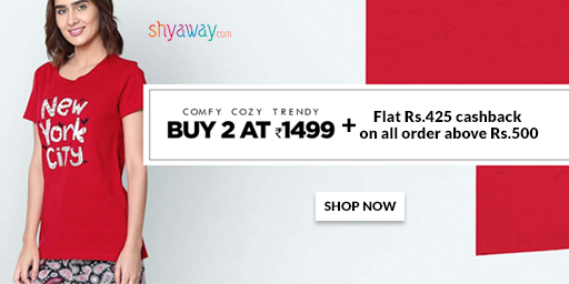 Shop For Rs.500 & Earn Flat Rs.425 Cashback