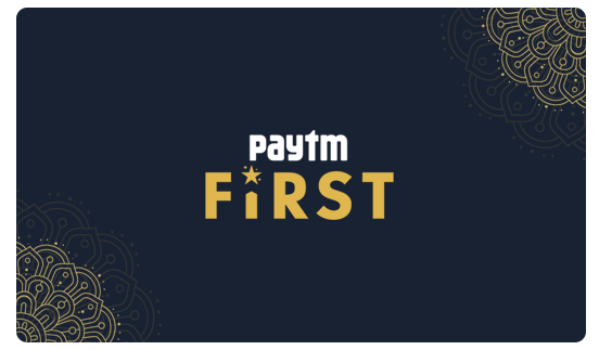 Paytm First Subscription Offer