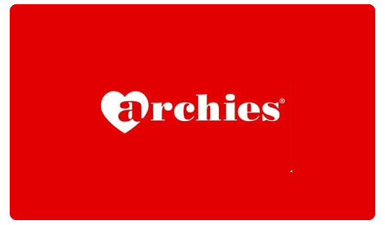Archies E-Gift Card