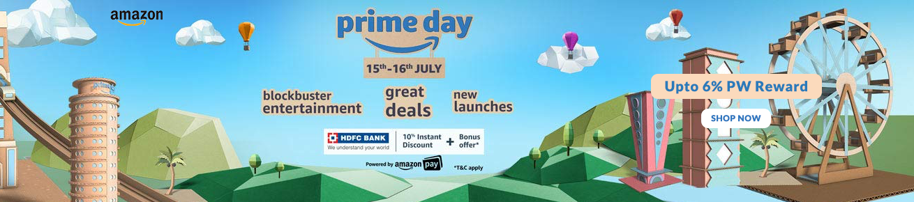 Amazon Prime Day Offer