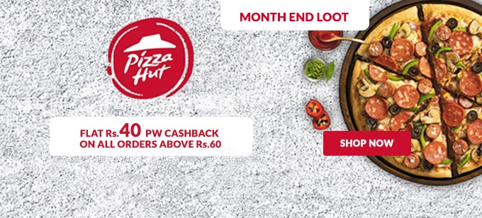 WOW EVERYDAY VALUE | Buy 2 Personal Pan Pizzas Starting Rs.99 Each