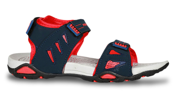 POWER Black Sandals For Men at Rs.249