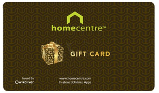Home Centre E-Gift Card