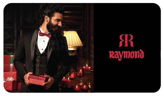 The Raymond Shop E-Gift Card