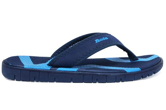 Bata Blue Chappals For Men at Rs.349
