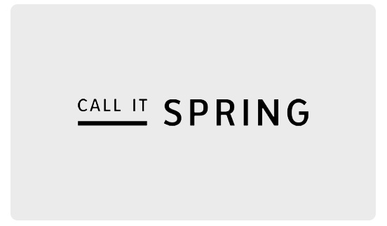 Call It Spring E Gift Card
