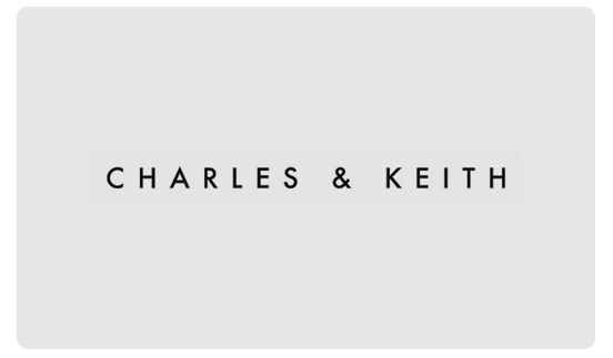 Charles & Keith E Gift Card