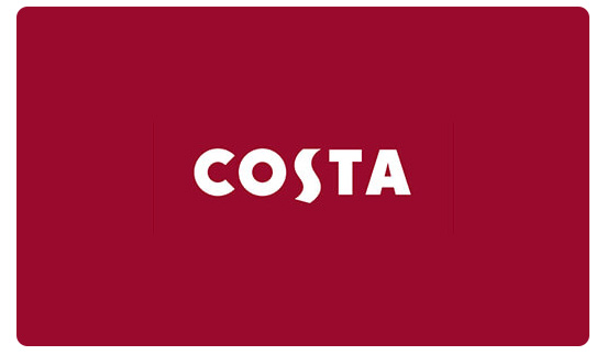 Costa Cafe E Gift Card