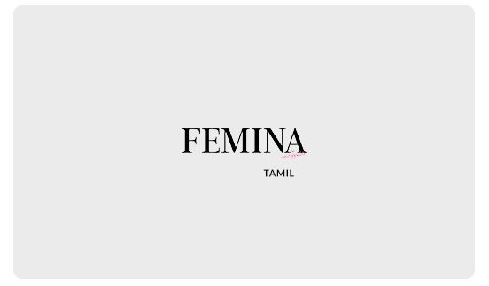Femina Tamil - Annual Subscription E Gift Card