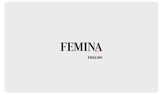Femina English - Annual Subscription E Gift Card