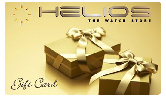 Helios E Gift Card