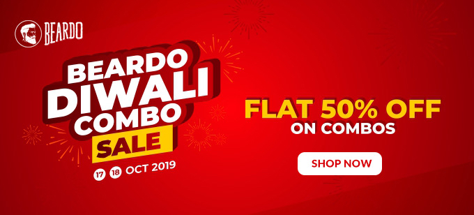 Diwali Combo Sale | Flat 50% Off on Your Favorite Combos, Starts at Rs.300