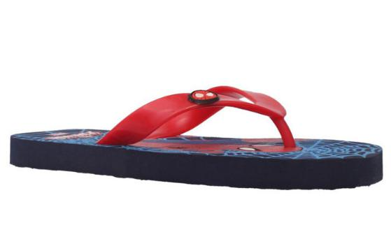 Bata DISNEY Blue Chappals For Kids