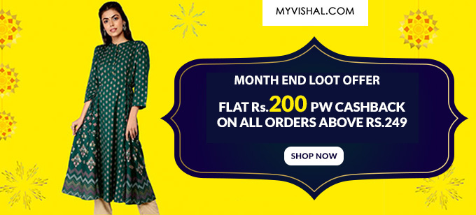 NEW YEARA LOOT| Flat 50-70% Off on Men's Fashion + Rs.200 PW Cashback on orders Over Rs.249