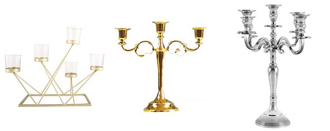 Candelabra-with-Candles-Wedding-Gift-Idea-2019