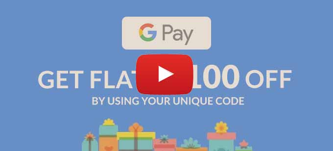 Get-Flat-Rs.100-Off-Googlepay-PaisaWapas-Unique-code