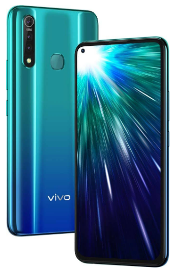 Vivo VZ1 Pro (Sonic Blue, 4GB RAM, 64GB Storage)