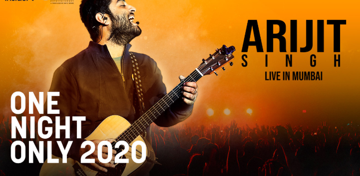 Arijit singh concert-best-new year-parties-of-2019