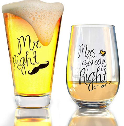 Wine-glasses-for-couples-wedding-gift-ideas-2020