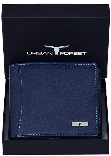 Urban-Forest-Oliver-Mens-Leather-Wallet-Starting-at-Rs.299-80%-worth-Rs.3,000-Amazon