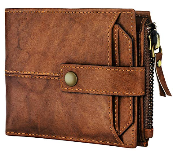 Spiffy-Men's-Leather-Wallet-Starting-at-Rs.299-80%-worth-Rs.3,000-Amazon