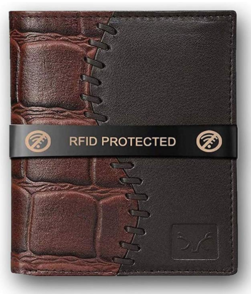 AL-FASCINO-Leather-Wallet-Starting-at-Rs.299-80%-worth-Rs.3,000-Amazon