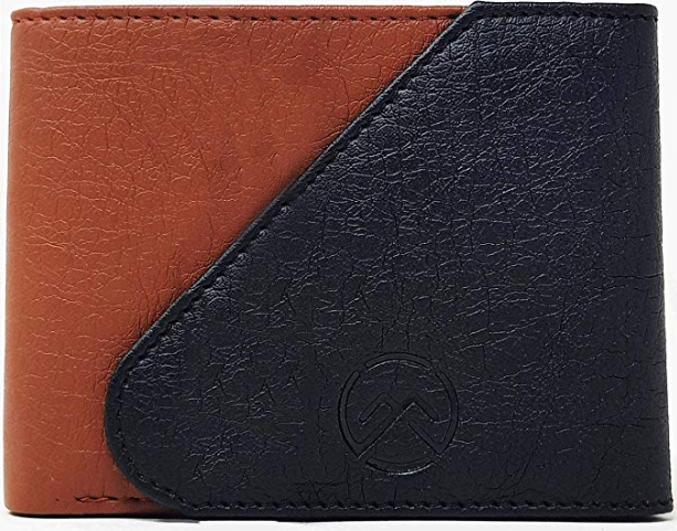 wildmount-Men's-Leather-Wallet-starting-at-Rs.299-80%-worth-Rs.3,000-Amazon