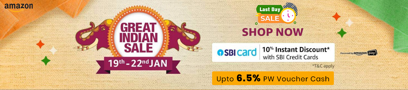 Amazon Great Indian Festival Sale Offers on Men's Clothing - January 2020