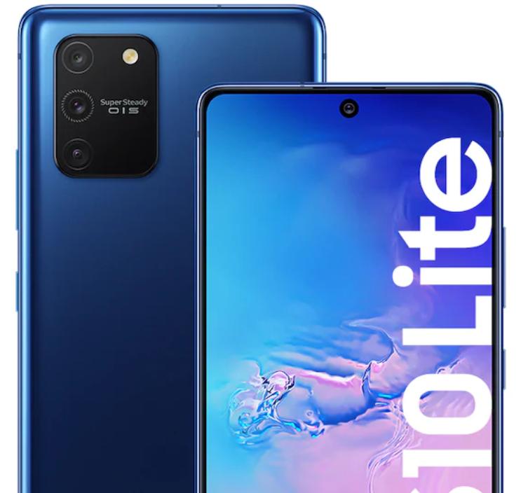 Samsung-Galaxy-S10-Lite-Latest-launch-in-Flipkart