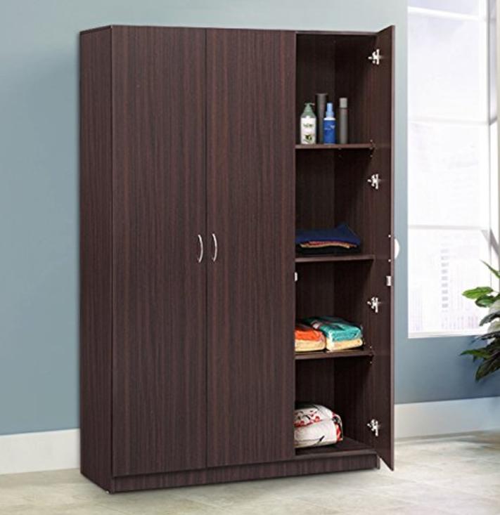 HomeTown-Willy-Engineered-Wood-Three-Door-Wardrobe-in-Walnut-Color