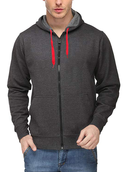 Scott-International-Men's-Sweatshirt-with-Zip-Charcoal-Shirts-T-shirts-starting-at-Rs.400-worth-Rs.3000-Amazon