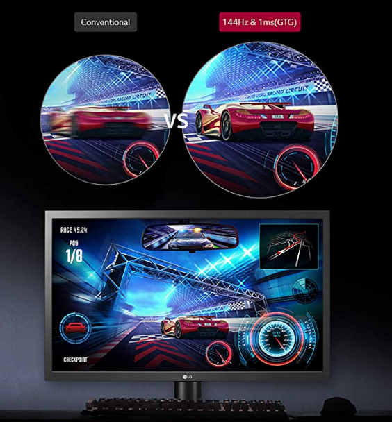"""LG-Ultragear-24""""-Gaming-Monitor-Grand-Gaming-Days -Up-to-50%-OFF-on-Gaming-Gadgets"""