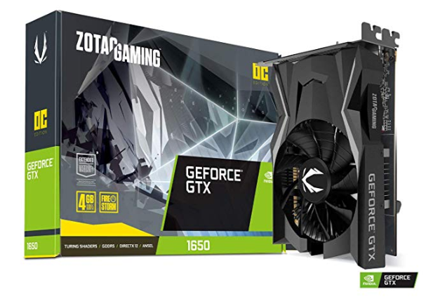 ZOTAC-Gaming -Geforce-GTX-1650 -OC-Grand-Gaming -Days-Up-to-50% -OFF-on-Gaming -Gadgets
