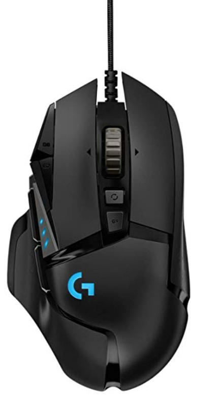 Logitech-502-Hero-Gaming-Mouse-Grand-Gaming-Days-Up-to-50%-OFF-on-Gaming-Gadgets