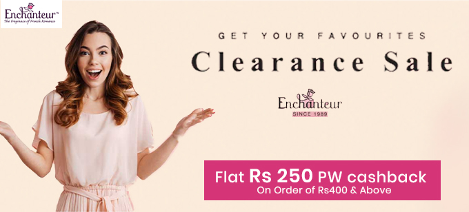 Enchanteur Offer