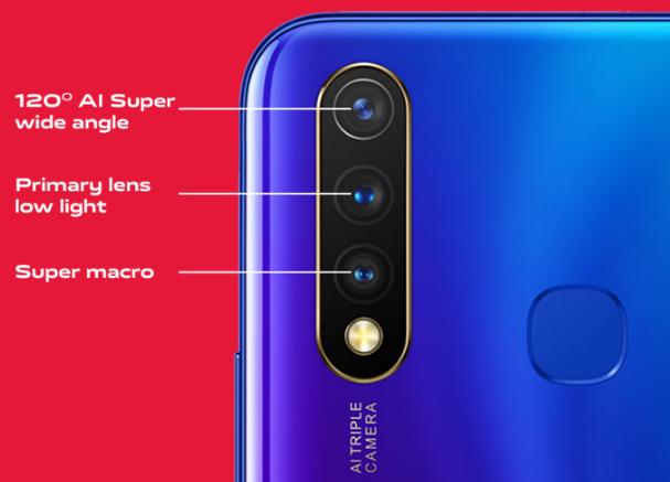 Camera-Vivo-U10-and-U20-Best-Smartphone