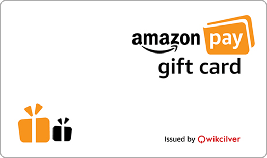 Amazon Pay E-Gift Card