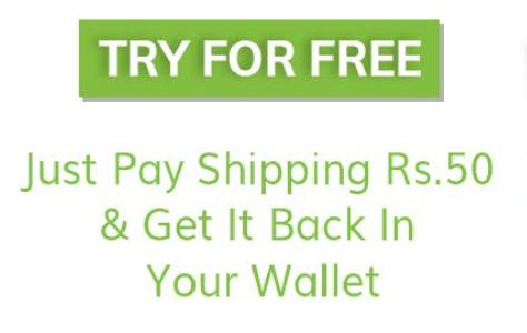 FREE MamaEarth Products Samples (Rs.50 Shipping)
