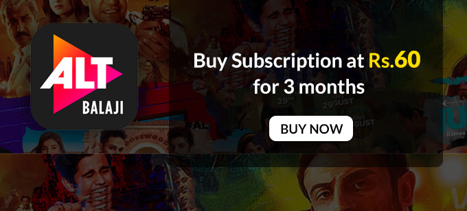 THREE Months Subscription at Rs 100 + Rs 40 PW Cashback
