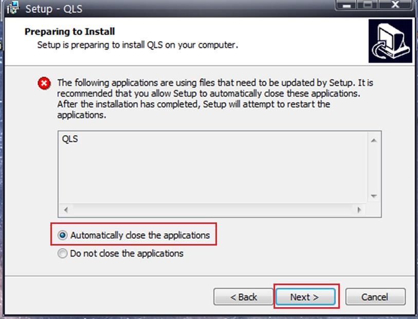 Description: http://supportsystem.livehelpnow.net/resources/3203/KB_Kiat/QLS%20Install3.jpg