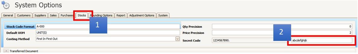 Description: http://supportsystem.livehelpnow.net/resources/3203/KB_Kiat/How%20to%20setup%20Secret%20Code/2.jpg